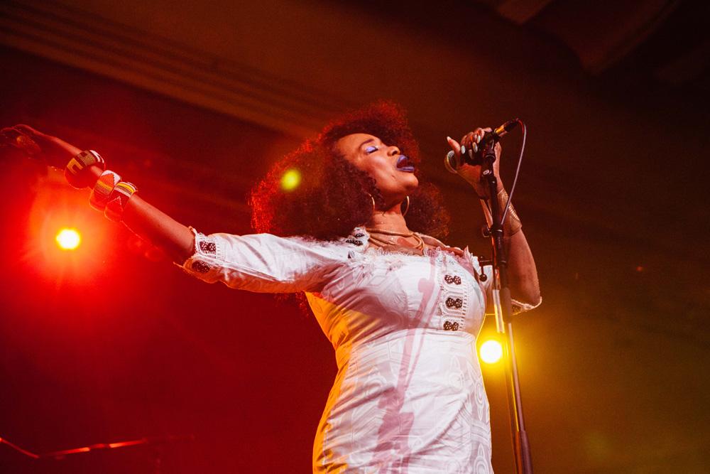 Oumou Sangare - No Format Label Show @ Earth Hackney