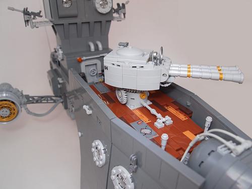 Main gun