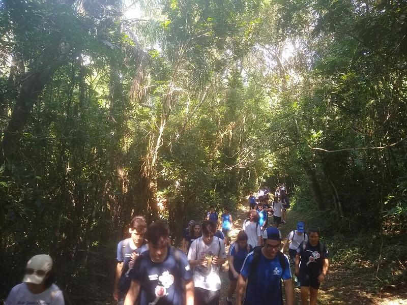 Trilha Costa da Lagoa - 9º ano e EM
