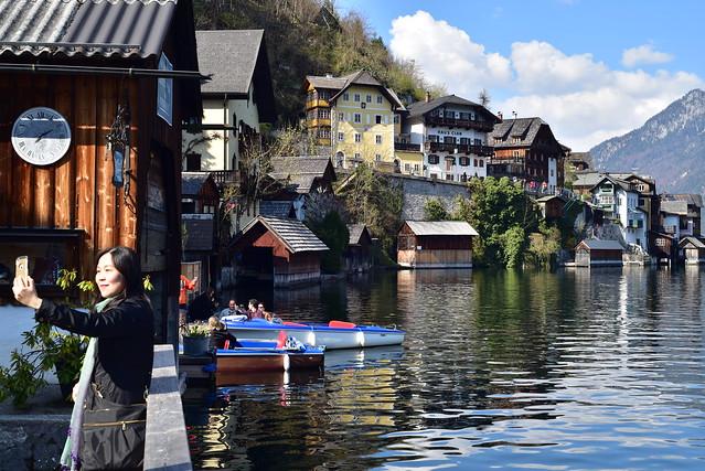 Hallstatt UNESCO World Heritage Austria 哈斯達特 奥地利 欧洲 (c) 2019 Берни Эггерян :: rumoto images 0987
