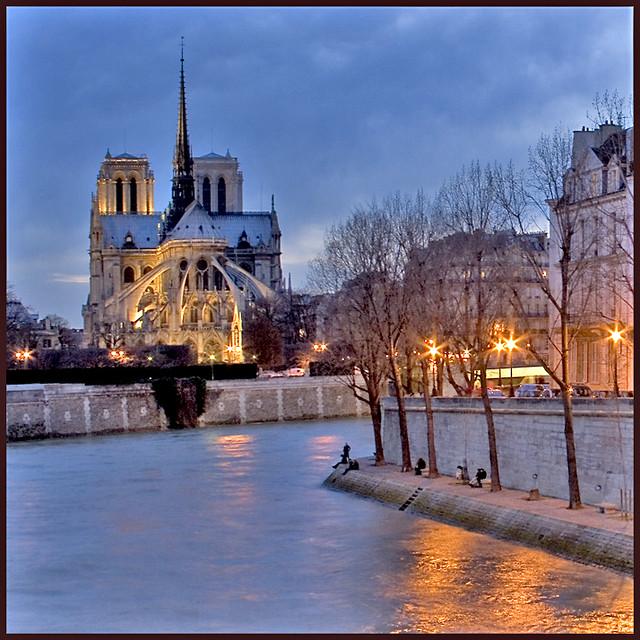 Rita Crane Photography: Homage to Notre Dame de Paris