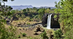 Tiss Isat (Blue Nile Falls), near Bahir Dar, Ethiopia