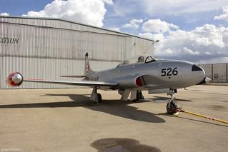 RCAF Canadair CT-133 21526