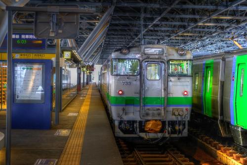 06-04-2019 Asahikawa Station (8)