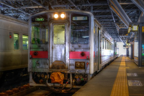 06-04-2019 Asahikawa Station (6)