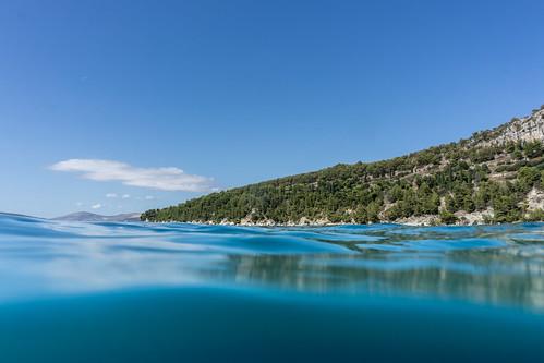 Kasjuni Strand - Split - Kroatien