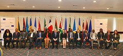 @rdussey : I m African and I (feel)'m Caribbean. I m feel at home in Kingston for the political consultation of the Caribbean Region. The ACP group relies on the Caribbean regional leadership @PressACP @MimicaEU @CARICOMWEB @cariforum @eu_eeas @EU_Commiss
