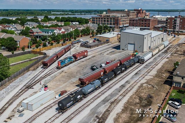 GTW 6224 | EMD GP38-2 | CN Memphis Subdivision