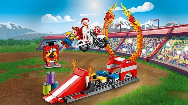 再度公開兩款盒組!新角色現身~ LEGO 10767、10768《玩具總動員4》Toy Story 4 電影盒組
