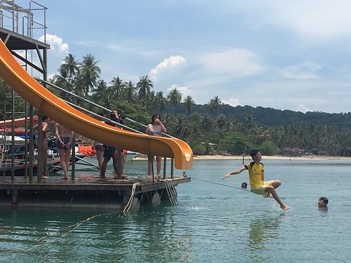 サムイ島 タン島半日スノーケルツアー koh samui Half day Koh Tan Snorkel Tour
