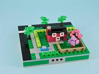Magenta House (back) | by chbenito