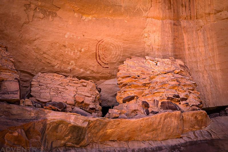 Canyonlands Target Ruins
