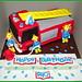 Cake Firetruck RIO 30 cm
