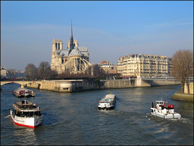 Notre Dame de Paris will return 2/2