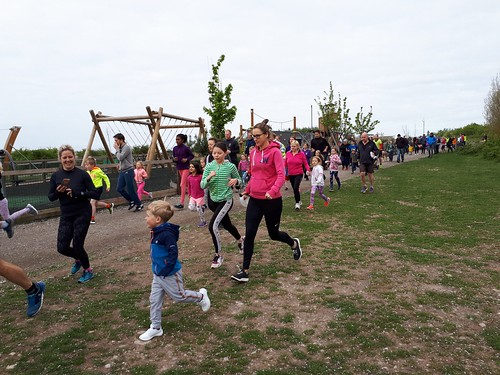 Gedling Junior Parkrun - 5th May 2019
