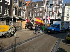 Nieuwmarkt Amsterdam