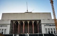 Chantier de la Grande Mosquée d'Alger (Djamaâ El-Djazaïr)