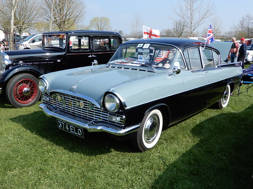 1962 Vauxhall Cresta PA | by andrewgooch66