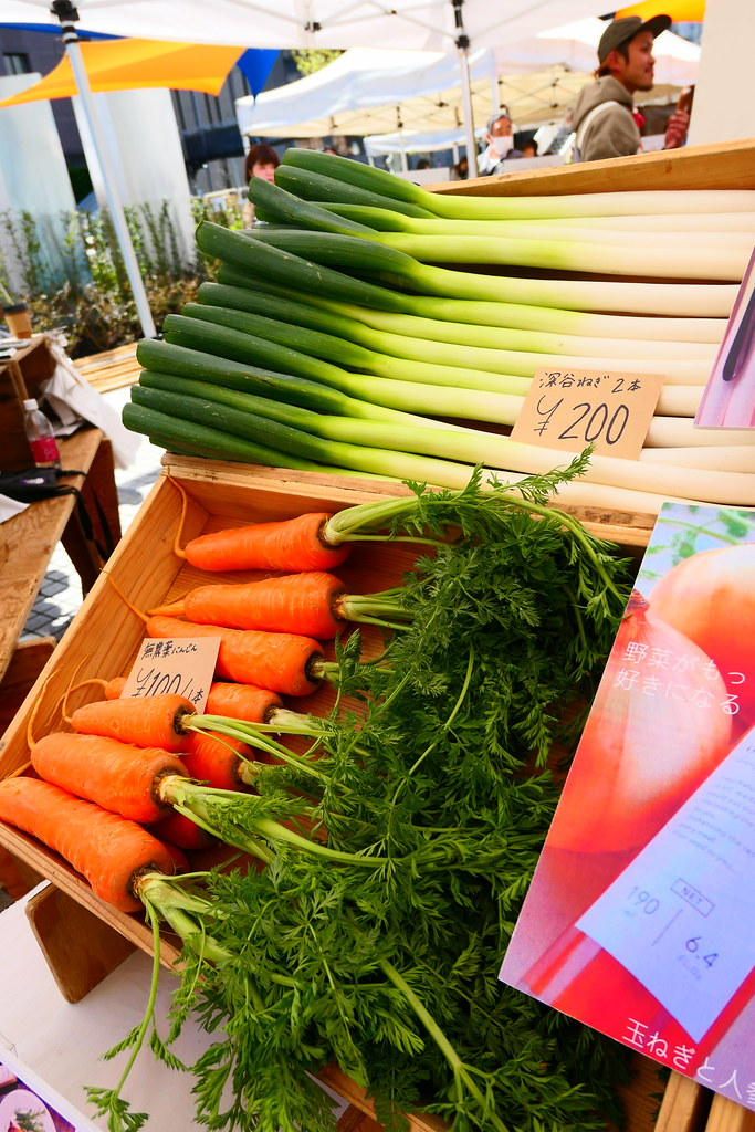 The One about the Farmer's Market at United Nations University (UNU