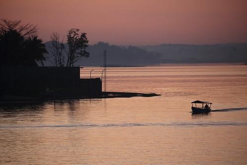 Evening Cruise On Lake Petén Itzá