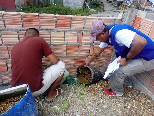 Betânia recebe ação de combate ao Aedes aegypti