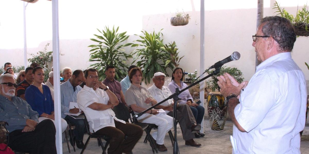 Celebran Día de la Afrovenezolanidad en La Habana