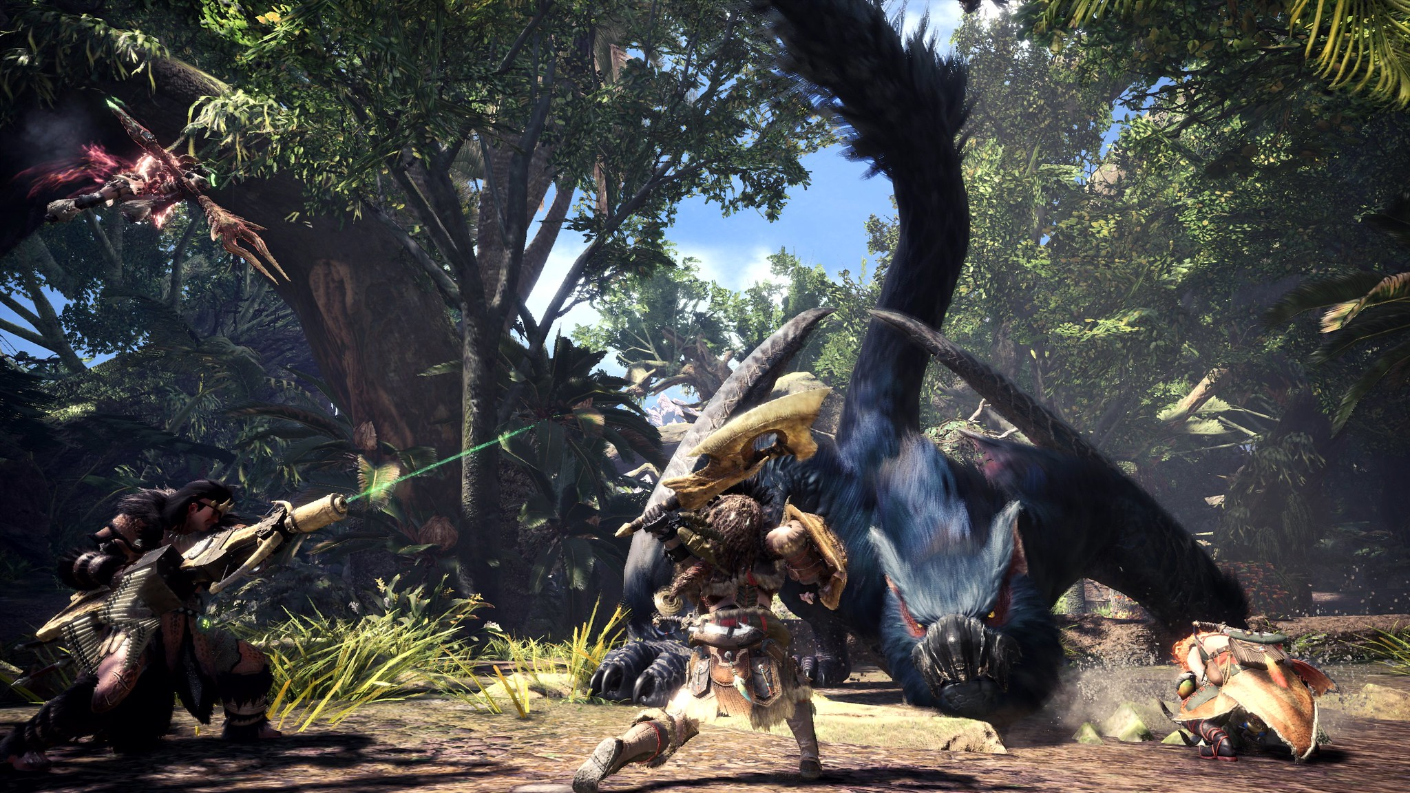 Monster Hunter World: Iceborne Comes to PS4 September 6, New Details