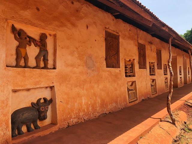 Palacio Real en Abomey (Benín)