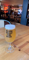 Drinking a Mail Order Martian by BrewDog