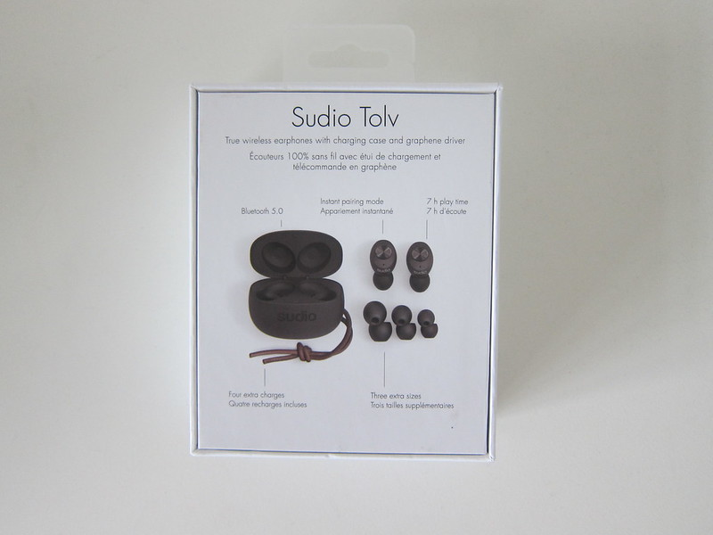 Sudio Tolv - Box Back