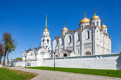 Uspensky Cathedral (Vladimir, Russia)