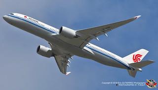 AIRBUS A350-941 (MSN 0295)