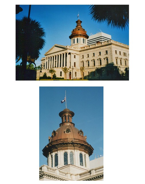 Columbia  South Carolina  - United States of America - State Capitol of South Carolina