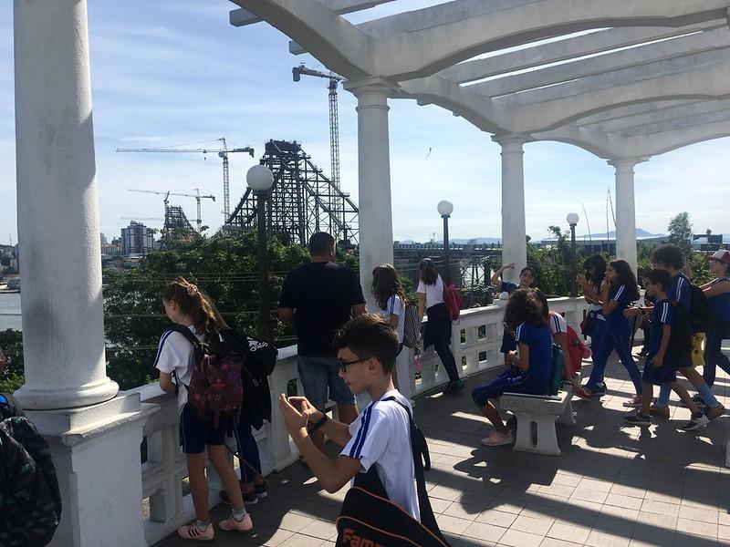 Um novo olhar sobre Florianópolis - 6º anos
