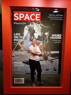 NASA at Night at QLD Museum