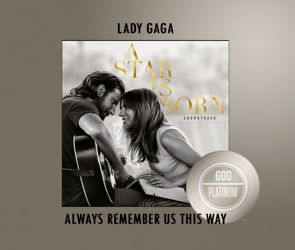 ALWAYS REMEMBER US THIS WAY PLATINUM