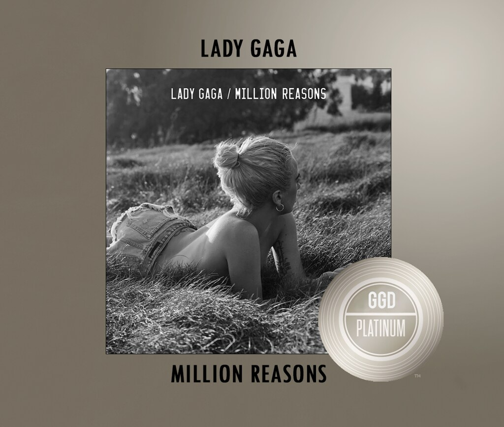 MILLION REASONS PLATINUM
