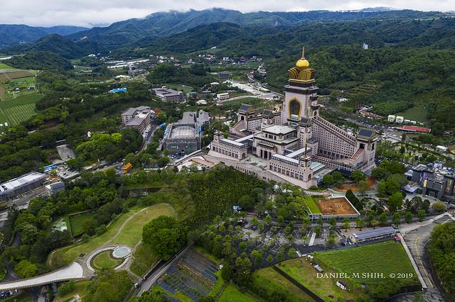 中台禪寺 Chung Tai Chan Monastery