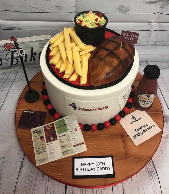 Cake by Bonbons Bakes