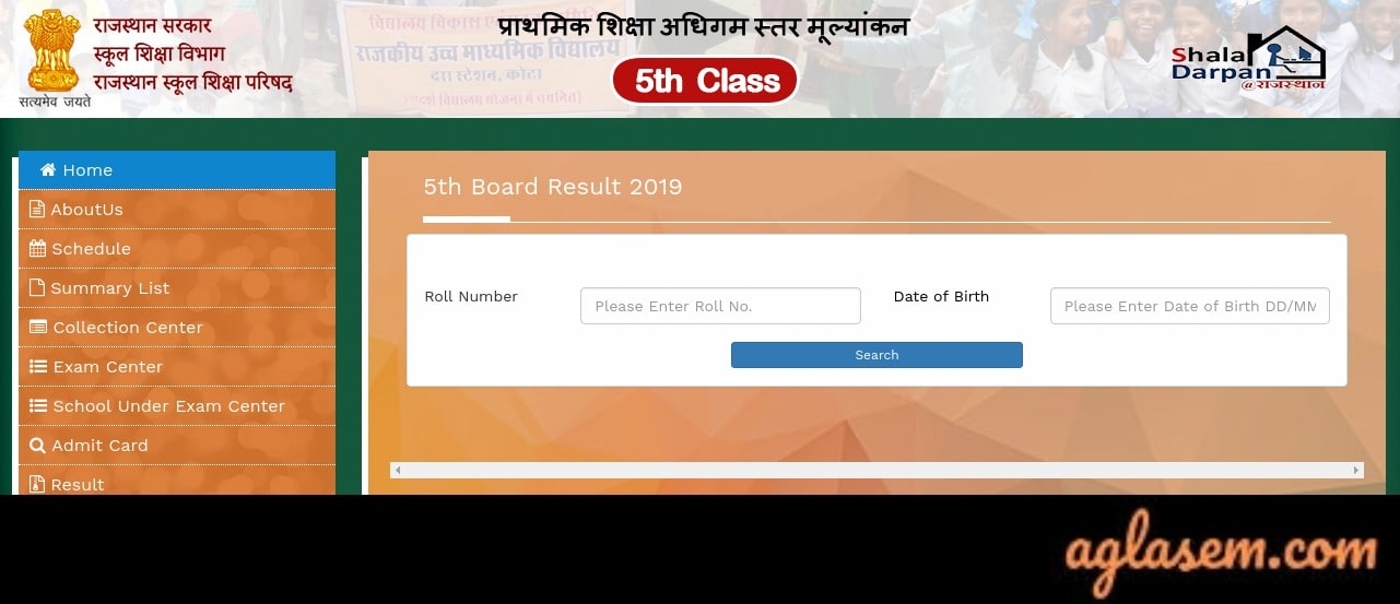 RBSE Announces Rajasthan Class 5 Board Result 2019
