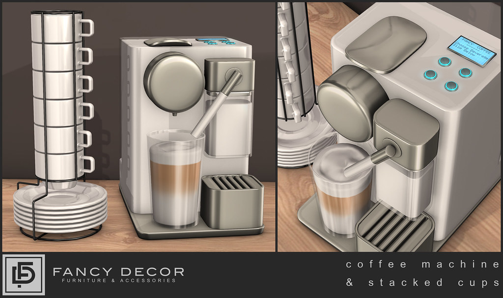 Fifty Linden Friday – Coffee Machine