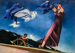 Skipper's Daughter (1933), T. Lux Feininger, 1910-2011