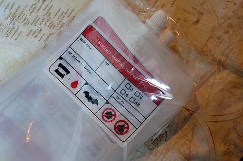 blood bag details