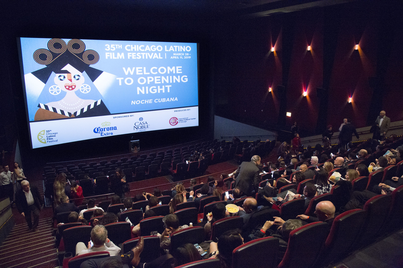 35th CLFF - Opening Night: Noche Cubana