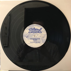 GRANDMASTER FLASH:SALSOUL JAM 2000(RECORD SIDE-A)