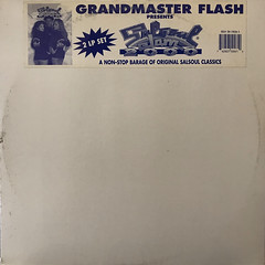GRANDMASTER FLASH:SALSOUL JAM 2000(JACKET A)