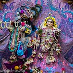ISKCON Vrindavan Deity Darshan 10 May 2019