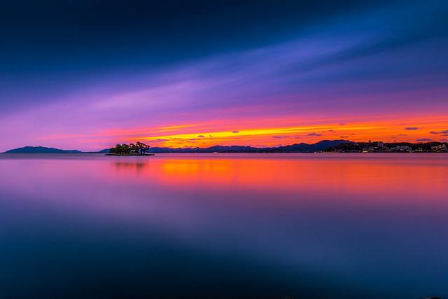 sunset 6110