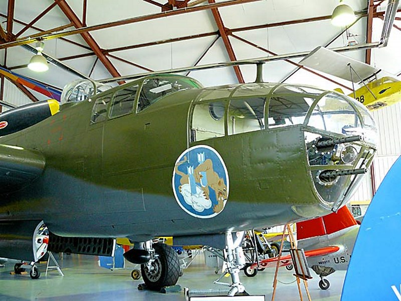 North American B-25J Mitchell 00001
