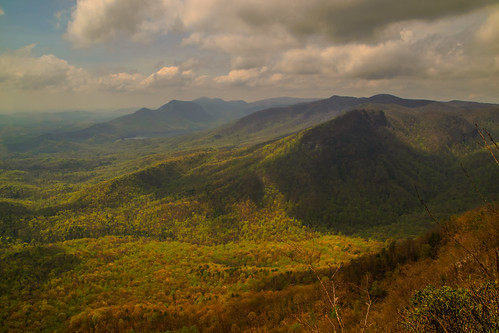 smack53 southcarolina mountains clouds scenic scenery landscape view heavenlyview nikon d3100 nikond3100